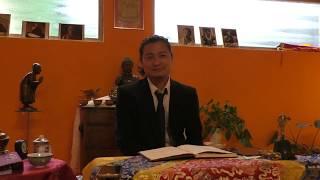 Do Tulku Rinpoche's Closing Remarks to the Madhyamaka Retreat 2019