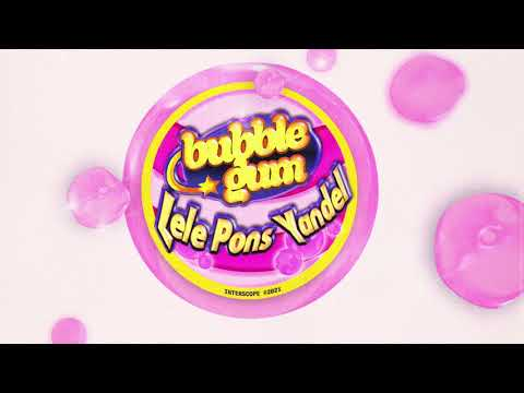 Lele Pons, Yandel - Bubble Gum (Official Visualizer)