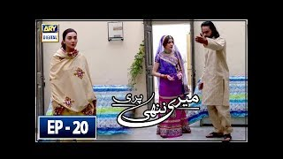 Meri Nanhi Pari Episode 20 - 1st June 2018 - ARY Digital Drama