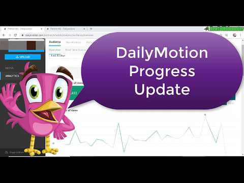 [DAY 140] Make Money With DailyMotion Monetization UPDATE!