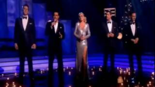"IL DIVO ""Oh Holy Night"" ITV 1  2-12-2012"