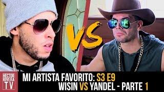 Mi Artista Favorito: Wisin y Yandel El Regreso parte 1 (S3 E9) thumbnail