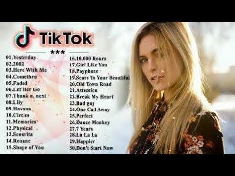 抖音流行歌曲 2020 - TIK TOK抖音音樂熱門歌單 - 英文歌曲排行榜 - 2020年抖音最火流行歌曲推薦 - Tik Tok上最好的 ...
