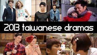 Top 5 Best Taiwanese Dramas of 2013 | Top 5 Fridays