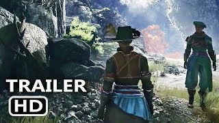 PS4 - GreedFall Gameplay Trailer (2019)