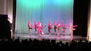Детские танцевальные коллективы(Концерт детских танцевальных коллективов 25 января 2015 года в КДЦ