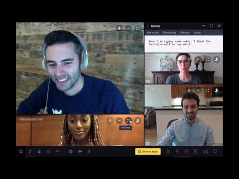 RemoteHQ Intro on WWW