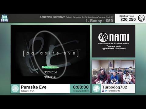 Parasite Eve by Turbodog702 RPG Limit Break 2016 Part 12