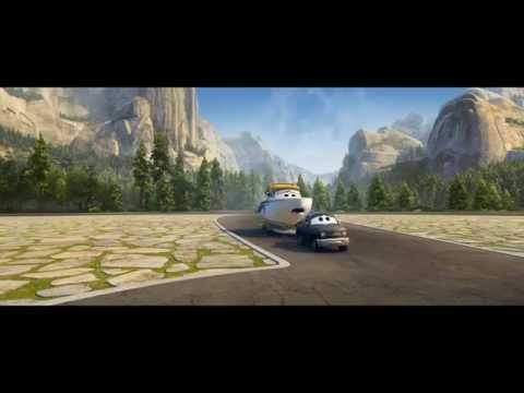 Disney's Planes   Fire & Rescue Trailer