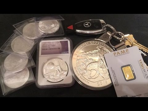 International Silver Network Affiliate Presentation: Make Incredible Income With Silver and Gold