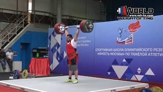 SAVCHUK / САВЧУК (105+) 165-170-175/201-210-///. 09-10.06.2018. Moscow Championship
