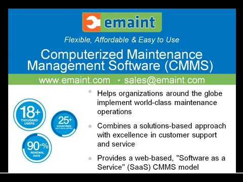 Best Practices Webinar: Maximizing the Value of Your CMMS