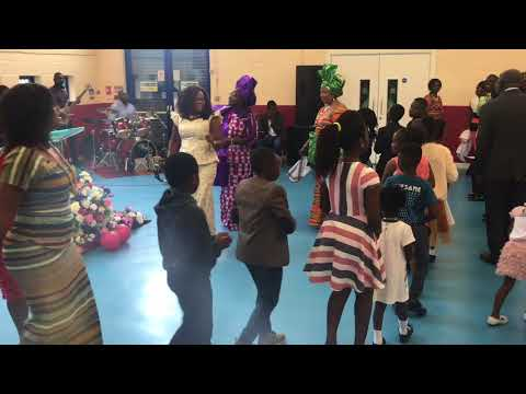 Highly Lifted Up by Trinity Baptist Church (TBC) Slough