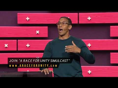 Pastor Miles - Race for Unity at ARC Conference
