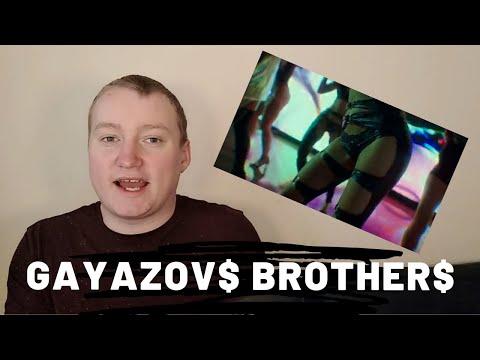 GAYAZOV$ BROTHER$ - Пьяный туман | Official Video - Reaction!