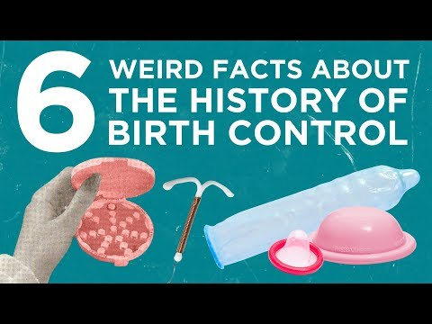 6 Weird Facts About the History of Birth Control