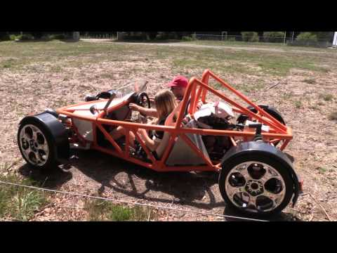 Cool Kit Car - Space Frame