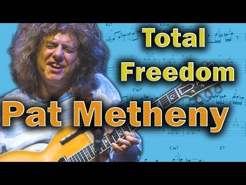 Pat Metheny - This is What Jazz Blues Should Be