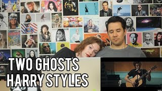HARRY STYLES - Two Ghosts - Live In Studio - REACTION!!