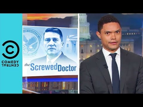 "Ronny Jackson: The White House ""Candy Man"" 
