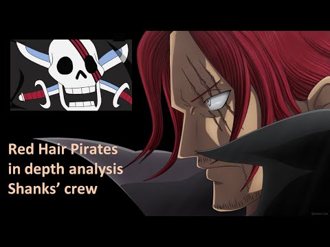 One Piece Red Hair Pirates Analysis