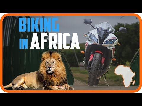 5 Reasons To Be A Biker In Africa
