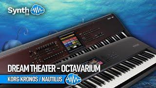 Dream Theater - Octavarium keyboard covered by S4K TEam vetkeyboardist ( space4keys Keyboard Solo )