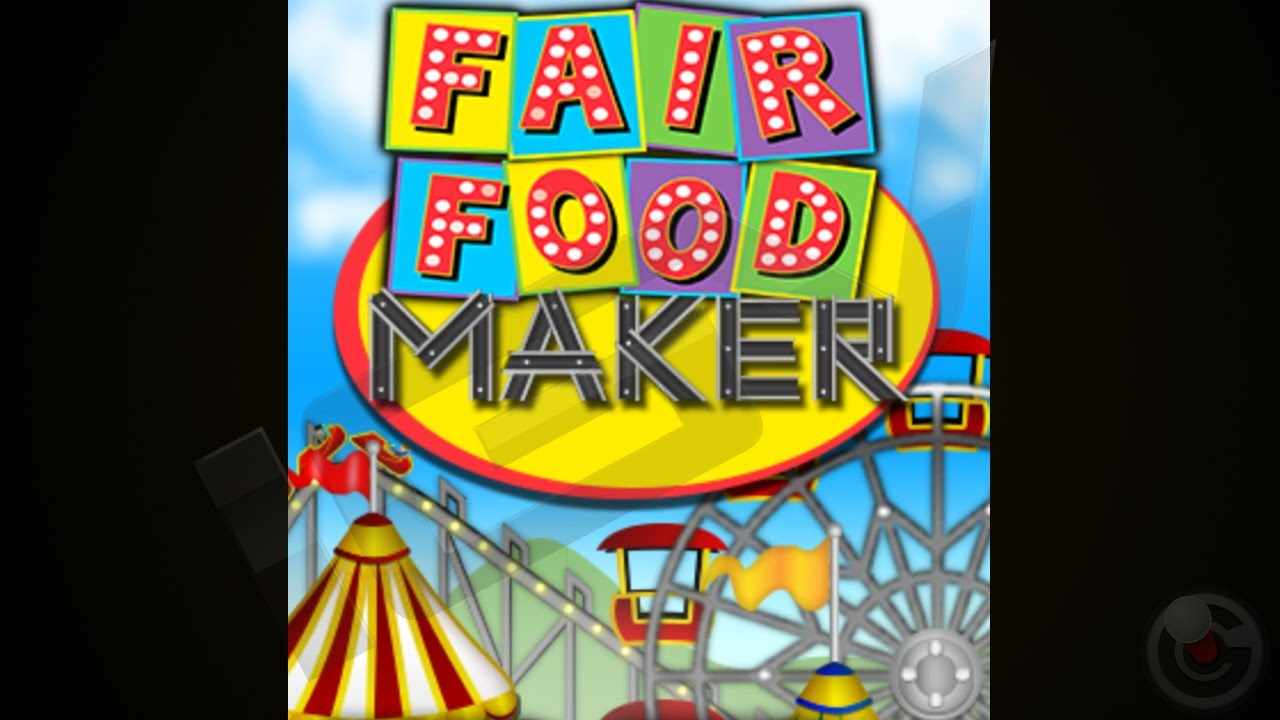 Fair Food Maker 8 Favorite Carnival Foods All In One Iphone