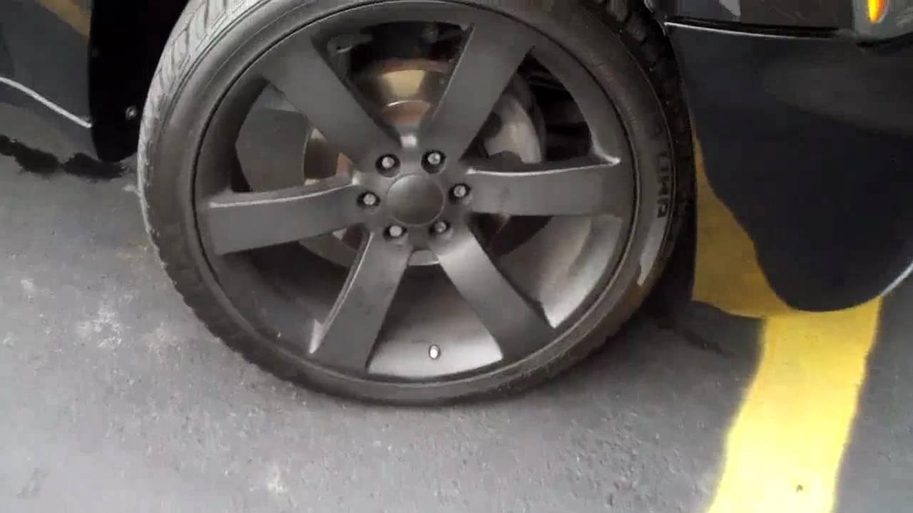 TBSS 22 Wheels ForSale - YouTube