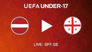 U17 | Latvia - Georgia