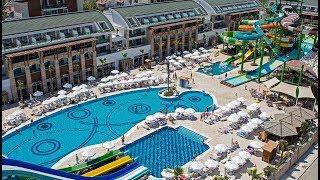 Отель CRYSTAL WATERWORLD 5* (Анталья) самый честный обзор от ht.kz