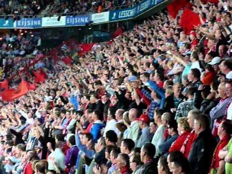 In Enschede zingen we zo!!! FC Twente -PSV 2-0