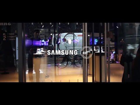 Samsung 837 x DYNE NYC Mens Fashion Week 2017