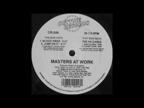 """Masters At Work - """"The Ha Dance"""""""