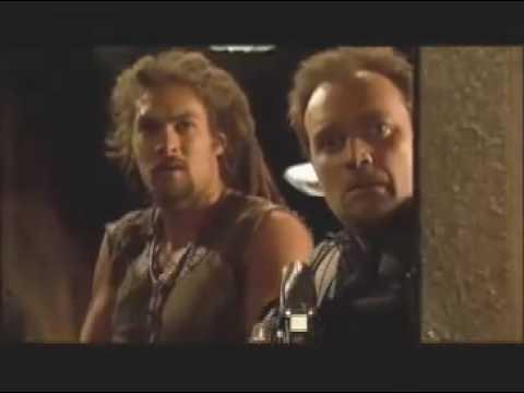 Paul McGillion Says Good bye  Stargate Atlantis