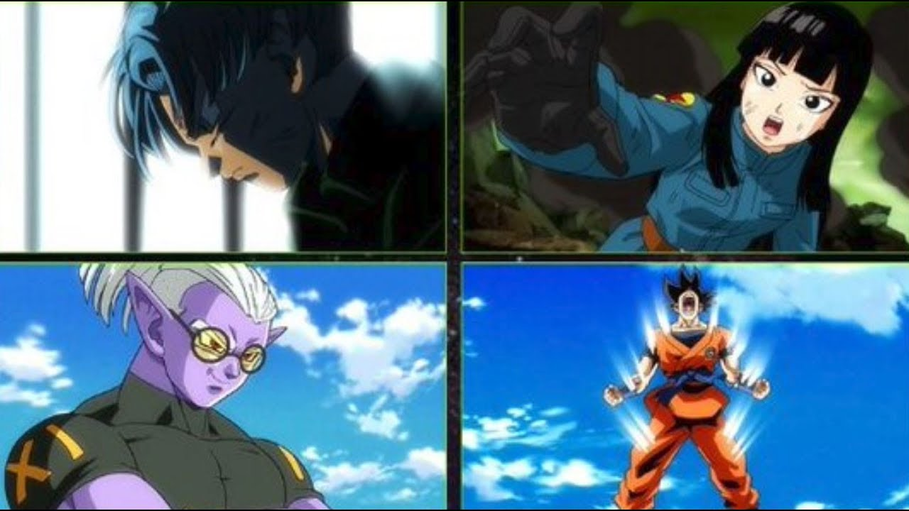 Dragon Ball Heroes Episode 1