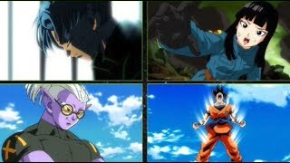 Dragon Ball Heroes EPISODE 1 PREVIEW: Super Saiyan Blue vs Super Saiyan 4!