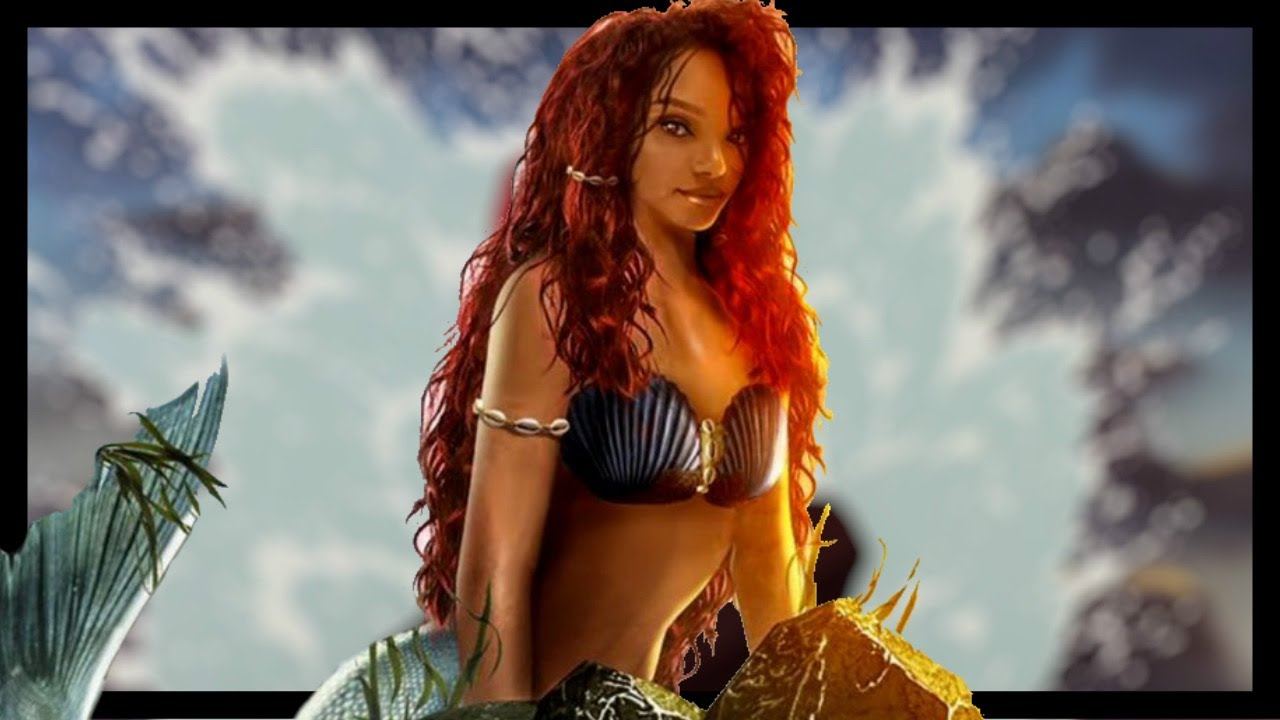 La razón por la que Disney hizo a la Sirenita Negra - YouTube