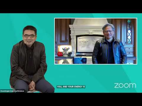 Zoomtopia 2020: Fireside chat with Zoom & NVIDIA