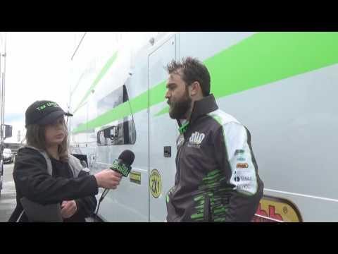 Rob Austin BTCC interview