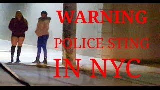 WARNING ❗❗❗NEW 🚨POLICE 🚨STING IN BROOKLYN NEW YORK