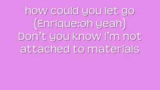 Enrique Iglesias Feat Ciara Taking Back My Love LYRICS