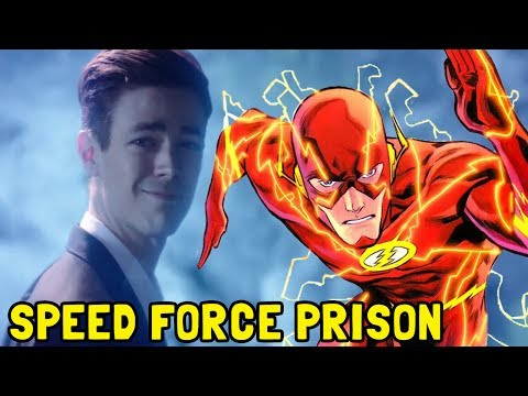 What happened to Barry Allen? The Flash 3x23 | Speed Force Prison Explained The Flash Season 4