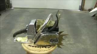 Excalibur Replica Chainsaw walkaround - Leatherface Texas Chainsaw Massacre III