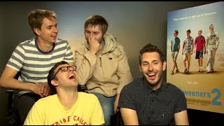 The Inbetweeners 2: 'We've all cracked a fat'