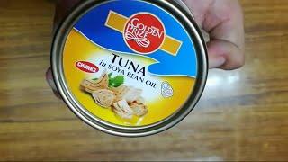 Golden prize Tuna Fish Pakoda recipe
