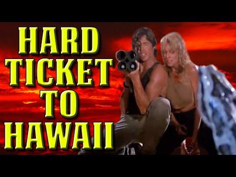 Dark Corners - Hard Ticket to Hawaii: Review