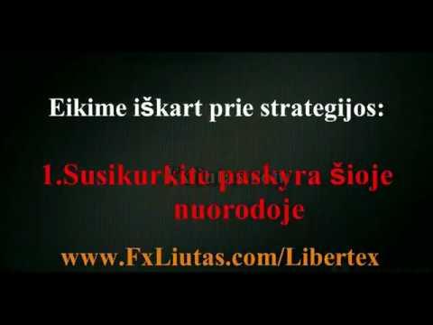 Darbas Namuose - Forex Liuto strategija - www.FxLiutas.com
