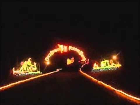 best christmas lights drive thru newport news park va recorded 101409 wheelinanddealinwithwheely5 wheelinanddealinwithwheely5