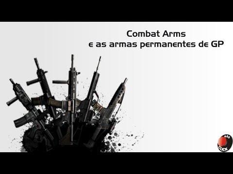 Combat Arms e as armas permanentes de GP